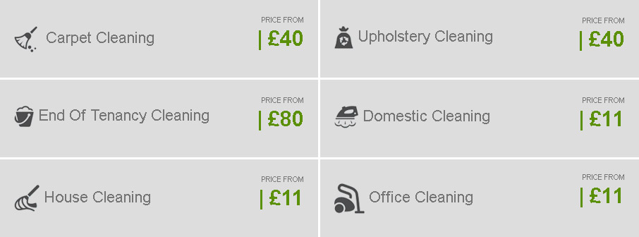 Offers on Carpet Cleaners in Acton, W3